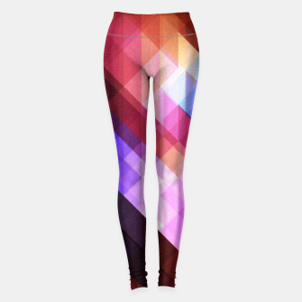 Thumbnail image of Pattern 11 Leggings, Live Heroes