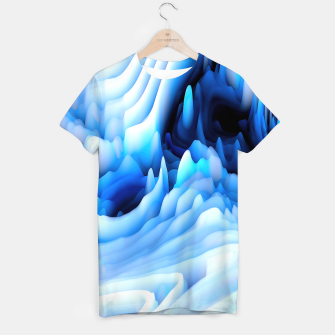 Thumbnail image of 3d Abstract T-shirt, Live Heroes