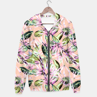 Thumbnail image of Abstract of exotic nature pink I Sudadera con capucha, Live Heroes