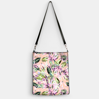 Thumbnail image of Abstract of exotic nature pink I Bolso, Live Heroes