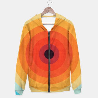 Thumbnail image of Colorful circle Hoodie, Live Heroes