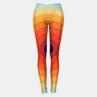 Miniaturka Colorful circle Leggings, Live Heroes