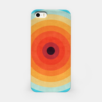 Miniaturka Colorful circle iPhone Case, Live Heroes