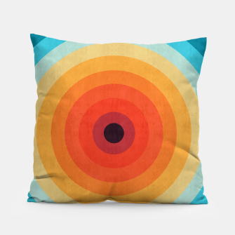 Miniaturka Colorful circle Pillow, Live Heroes