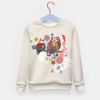Thumbnail image of Forest Story Kid's Sweater, Live Heroes