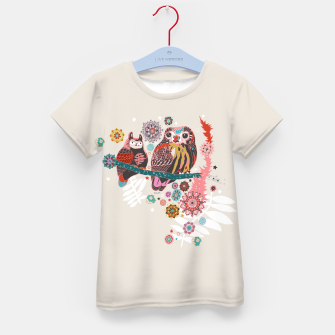 Thumbnail image of Forest Story Kid's T-shirt, Live Heroes