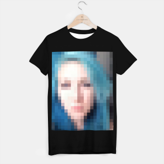 Miniatur hello, i'm the girl from your dream |   T-shirt [v.3], Live Heroes