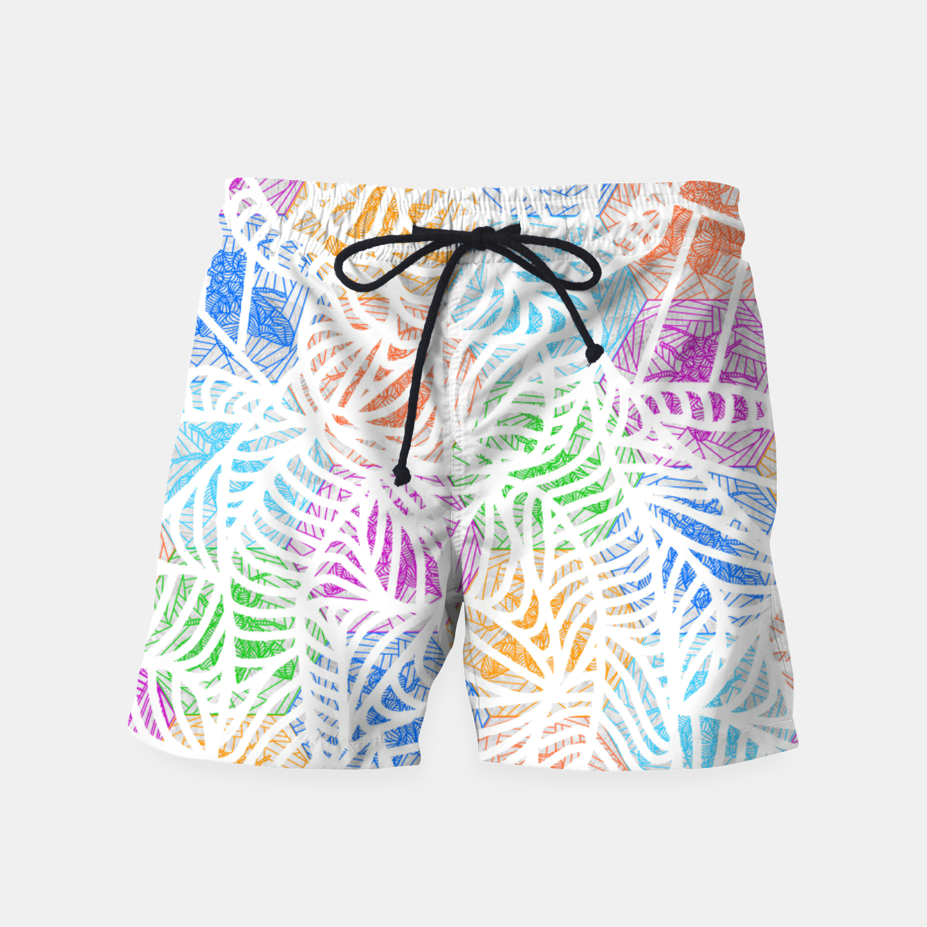 Image of bee Swim Shorts - Live Heroes