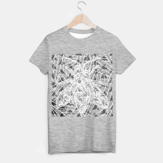 Miniatur bee gray T-shirt regular, Live Heroes