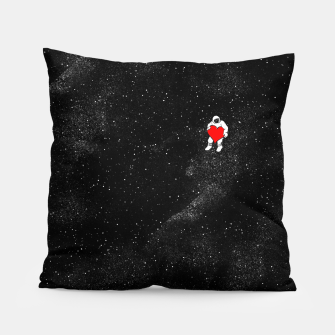 Miniatur Love Space Pillow, Live Heroes