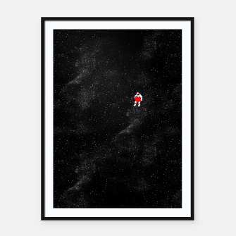 Miniatur Love Space Framed poster, Live Heroes