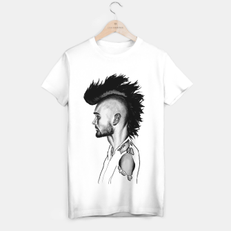 Miniatur Jared T-shirt regular, Live Heroes
