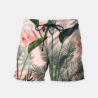 Miniatur Looking for Paradise Swim Shorts, Live Heroes