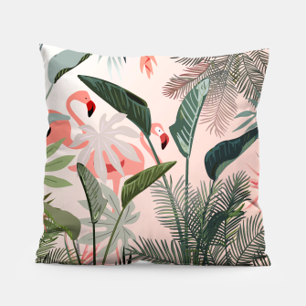 Miniatur Looking for Paradise Pillow, Live Heroes