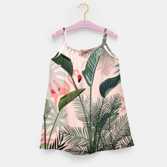 Miniatur Looking for Paradise Girl's Dress, Live Heroes