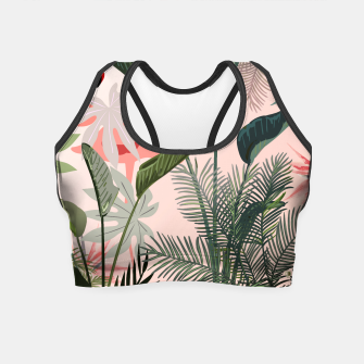 Miniaturka Looking for Paradise Crop Top, Live Heroes