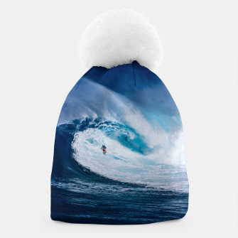 Thumbnail image of surfing Beanie, Live Heroes