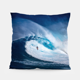 Miniatur surfing Pillow, Live Heroes