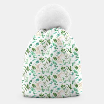 Thumbnail image of Forest Rabbit Beanie, Live Heroes