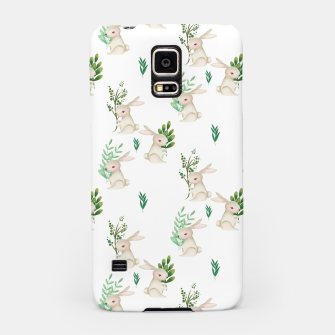 Thumbnail image of Playful Rabbits Samsung Case, Live Heroes