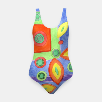 Miniatur Drifting apart Swimsuit, Live Heroes