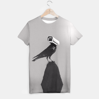 Thumbnail image of The Lookout T-shirt, Live Heroes