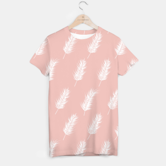 Miniatur Tropical pattern 001 T-shirt, Live Heroes