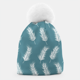 Thumbnail image of Tropical pattern 002 Beanie, Live Heroes