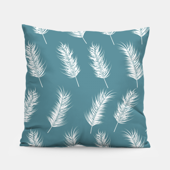 Miniatur Tropical pattern 002 Pillow, Live Heroes
