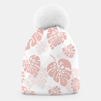Thumbnail image of Tropical pattern 003 Beanie, Live Heroes