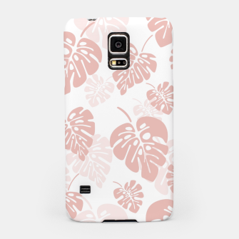 Thumbnail image of Tropical pattern 003 Samsung Case, Live Heroes