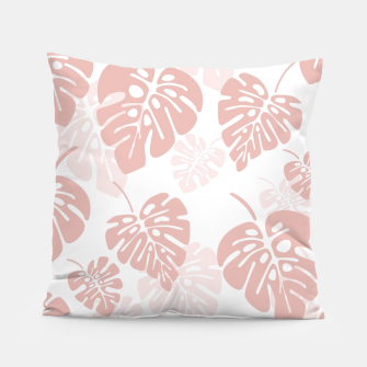 Miniatur Tropical pattern 003 Pillow, Live Heroes