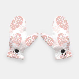 Miniatur Tropical pattern 003 Gloves, Live Heroes