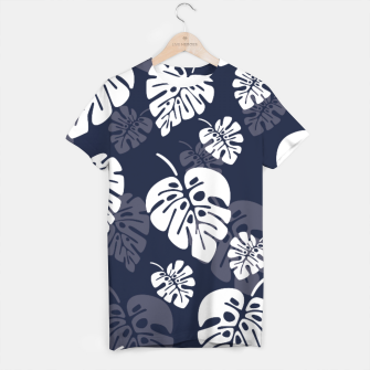 Miniatur Tropical pattern 004 T-shirt, Live Heroes
