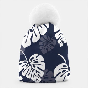 Thumbnail image of Tropical pattern 004 Beanie, Live Heroes