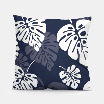 Miniatur Tropical pattern 004 Pillow, Live Heroes