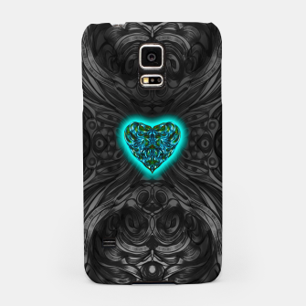 Thumbnail image of Blue Heart Samsung Case, Live Heroes