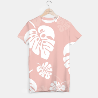 Miniatur Tropical pattern 005 T-shirt, Live Heroes
