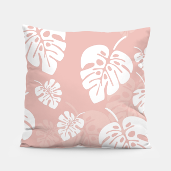 Miniatur Tropical pattern 005 Pillow, Live Heroes