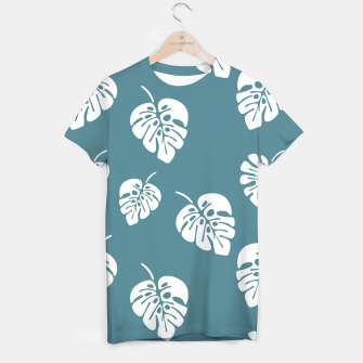 Miniatur Tropical pattern 006 T-shirt, Live Heroes