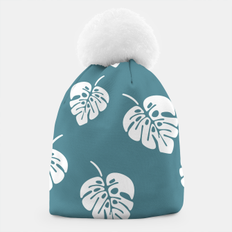 Thumbnail image of Tropical pattern 006 Beanie, Live Heroes