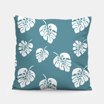 Miniatur Tropical pattern 006 Pillow, Live Heroes