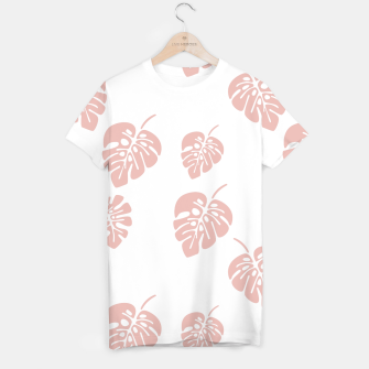 Miniatur Tropical pattern 007 T-shirt, Live Heroes