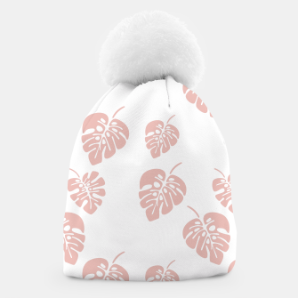 Thumbnail image of Tropical pattern 007 Beanie, Live Heroes