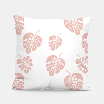 Miniatur Tropical pattern 007 Pillow, Live Heroes