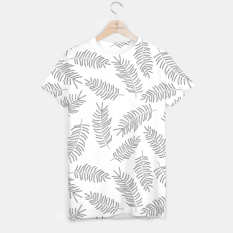 Miniatur Tropical pattern 008 T-shirt, Live Heroes