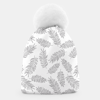 Thumbnail image of Tropical pattern 008 Beanie, Live Heroes
