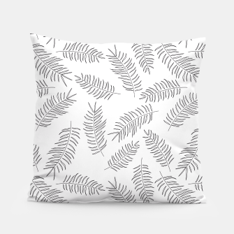 Miniatur Tropical pattern 008 Pillow, Live Heroes