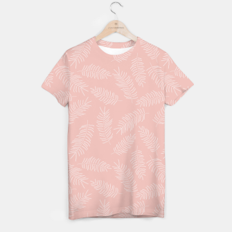 Miniatur Tropical pattern 009 T-shirt, Live Heroes