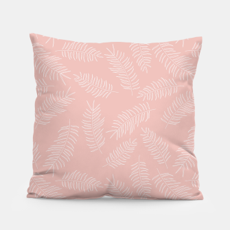 Miniatur Tropical pattern 009 Pillow, Live Heroes